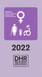 Omslag på kalender 2022